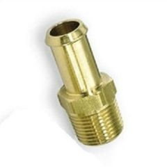 ( 7372808 ) Brass Coolant Bypass Fitting for 1950-1971 Willys Jeep M38 & M38A1 Models by Omix-Ada