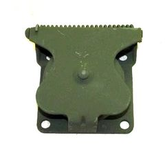 ( 7731428 ) Flange Mount Military Trailer Receptacle Cover Assembly
