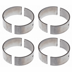 ( CR401AM )  Rod Bearing 4 Piece Set, 134 Std MB, CJ 41-71 by Preferred Vendor