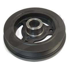 ( 33002920 ) Vibration Damper for 1984-2004 Jeep Models with 4.0L 6 Cylinder Engine by Crown Automotive