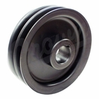 ( 646698 ) Crankshaft Pulley, Double Groove, 1941-1971 L-134 or F-134 4 Cylinder Engines, Not for M38 & M38A1 by Crown Automotive