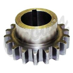 ( 638459 ) Crankshaft Sprocket, 134 CI L-Head With Chain Driven Camshaft, 1941-1945 MB, 1941-1945 Ford GPW by Omix-Ada