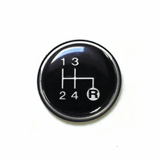 ( CRO3241067 )  Shift Knob Insert With T176 or T4 Transmission, 1980-1986 Jeep CJ by Preferred Vendor