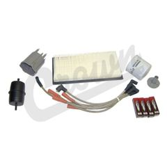( TK17 ) Tune-Up Kit for 1987-90 Jeep Cherokee XJ with 2.5L 4 Cylinder Engine By Crown Automotive