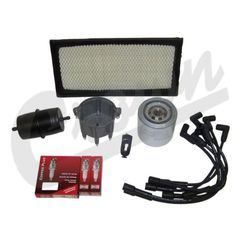 ( TK5 ) Tune-Up Kit for 1987-90 Jeep Cherokee XJ with 4.0L 6 Cylinder Engine By Crown Automotive