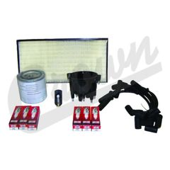 ( TK9 ) Tune-Up Kit for 1999 Jeep Cherokee XJ with 4.0L 6 Cylinder Engine By Crown Automotive