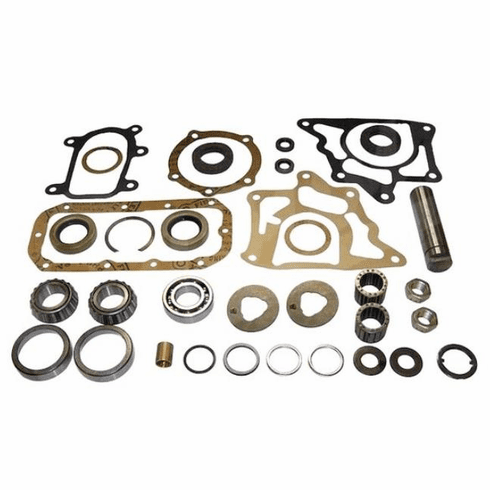 """( D18EMASKIT ) Overhaul Repair Kit with 1-1/8"""" Intermediate Shaft, fits 1946-53 Jeep & Willys with Dana Spicer 18 Transfer Case  by Crown Automotive"""