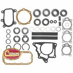 ( D20MASKIT ) Master Overhaul Kit, fits 1963-79 Jeep CJ, C-101 Jeepster, J-Series & Wagoneer with Dana 20 Transfer Case by Crown Automotive