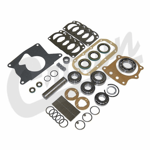 ( D300MASKIT ) Master Rebuild Kit for 1980-86 Jeep CJ Series with Dana 300 Transfer Case By Crown Automotive