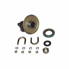 ( D300YOKEUBK ) Yoke Kit for Dana 300 Includes Yoke, U-bolts w/ wahers and nuts, oil seal, pinion washer, and pinion nut) By Crown Automotive