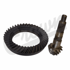 ( D30456TJ ) 4.56 Ratio Ring and Pinion Gear Set, fits 1997-06 Jeep Wrangler TJ with Dana 30 Front Axle by Alloy USA
