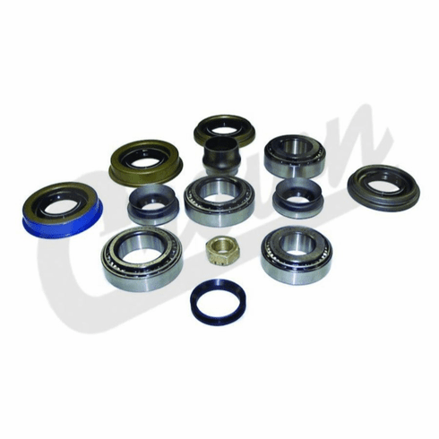 ( D30LMASKIT ) Dana 30 Front Axle Differential Rebuild Kit for 1997-06 Jeep Wrangler TJ, 2000-01 Cherokee XJ & 1993-04 Grand Cherokee By Crown Automotive