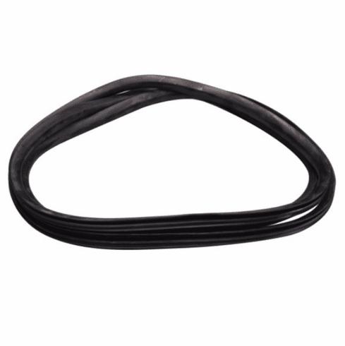 ( D4013 ) Jeep 1987-1995 Wrangler YJ Front Windshield Seal with Outer Reveal Molding by Fairchild