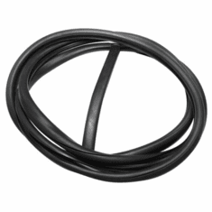 ( D4110 ) Jeep 1952-1964 M38A1, M170  Windshield Seal w/ Locking Strip by Fairchild