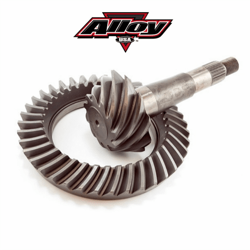 ( D44488 ) 4.88 Ratio Ring and Pinion Gear Set, fits 1972-75 Jeep CJ5, CJ6, 1986 CJ7, CJ8, and 1997-06 Wrangler with a Dana 44 Rear Axle by Alloy USA