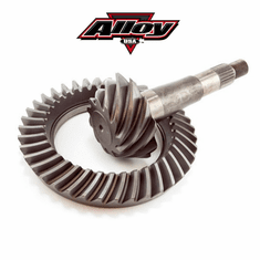 ( D44488RJK ) 4.88 Ratio Front Ring and Pinion Gear Set, fits 2007-18 Jeep Wrangler JK with Dana 44 Front Axle by Alloy USA