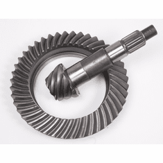 ( D44538RJK ) Ring & Pinion, Dana 44 Front 5.38 Ratio, Jeep Wrangler JK 07-11 by Alloy USA