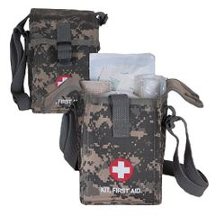 Digital Woodland Platoon First Aid Kit