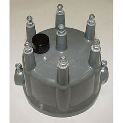 DISTRIBUTOR CAP, 1987-92 6 CYL ALL 4.0 L YJ, XJ