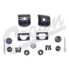 ( 923418 ) Drag Link Repair Kit for all 1945-1971 Willys Jeep Models, 4WD Willys Truck, Wagon by Crown Automotive