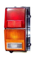 Driver Side Tail Lamp Assembly, fits 1984-96 Jeep Cherokee XJ