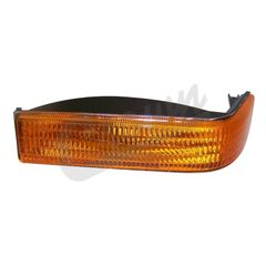 ( 55054581 ) Driver Side Turn Signal Lamp, fits 1993-98 Jeep Grand Cherokee ZJ by Crown Automotive