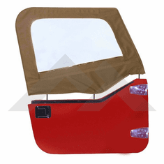 ( DS10137 ) Spice Upper Door Skins for 1997-2006 Jeep Wrangler TJ by RT Off-Road