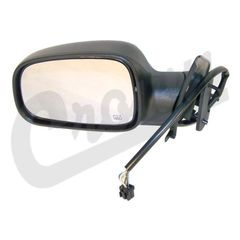 ( 55155231AB ) Heated Power Mirror with Memory for Driver Side 1999-04 Jeep Grand Cherokee WJ By Crown Automotive