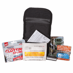 Emergency Trauma Pack Pro with QuikClot� & SWAT-T�