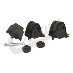 ( 52019201K ) Engine Mount Kit for 1987-95 Jeep Wrangler YJ with 4.2L or 4.0L Engine by Crown Automotive