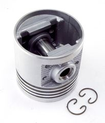 Engine Piston, .040 Over, 6-226ci Engine, 1954-1964 Willys Pickup & Station Wagon.