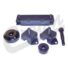 ( 638629K ) Engine and Transmission Mount Kit, Fits 1941-1971 Jeeps with 4 Cylinder Engine by Crown Automotive