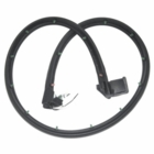 ( D3039 ) Jeep 1997-2006 Wrangler TJ Half Door Seal Driver Side by Fairchild