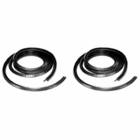 ( KD3025 ) Jeep 1993-1998 Grand Cherokee ZJ Door Seal Kit Rear Door Driver Side & Passenger Side by Fairchild