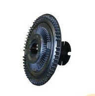Fan Clutch, fits Jeep CJ's 1981-1986 w/ 4.2L Engine, without Serpentine Belt
