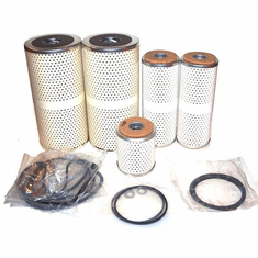 ( FilterSet1 ) Engine Oil and Fuel Filter Set for M35A2 2.5 Ton and M54A2 5 Ton Trucks with LD-465, LDT-465, LDS-465 Engines by Newstar