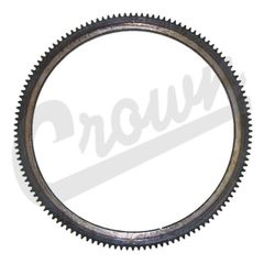 ( 802925 ) Flywheel Ring Gear, 129 Tooth for 1953-1971 F-134 Hurricane 4 Cylinder Engines by Crown Automotive