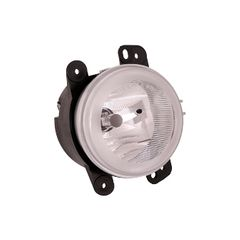 Fog Light Assembly, Left or Right Side, 2007-2012 Jeep Wrangler JK & Jeep Wrangler JK Unlimited