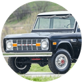 Ford Bronco Glass
