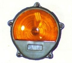 ( 11639546 ) Front Composite Lamp Cover with Amber Lens for Front Turn Signal / Parking Lamp