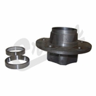 ( 5363421H ) Front Hub Assembly, fits 1981-1986 Jeep CJ5, CJ7, CJ8 with 5 Bolt Hole Flange By Crown Automotive