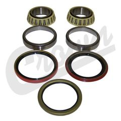 ( 53000238K ) Front Hub Assembly Rebuild Kit, 1987-89 Jeep Wrangler YJ, 1984-89 Cherokee XJ By Crown Automotive