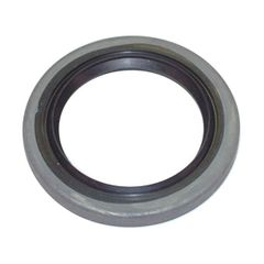 Front Hub Oil Seal, Fits 1955-1976 Willys & Jeep Vehicles w/ Bearing Marked LM-501349