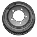 "Front or Rear Finned Brake Drum for 1974-78 Jeep CJ with 11"" x 2"" Brakes"