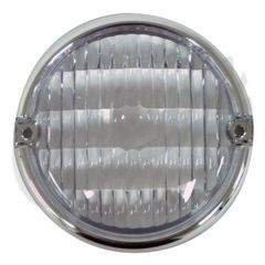 ( J8127449 ) Front Parking Lamp Lens, fits 1976-1986 Jeep CJ5, CJ7 & CJ8 Scrambler By Crown Automotive