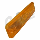( 56001424 ) Front Side Marker Lense in Amber for 1987-95 Jeep Wrangler YJ by Crown Automotive