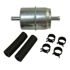 Fuel Filter Kit for 1967-1973 Jeep CJ5, CJ6, Commando C101, C104 w/ 3.7L, 3.8L, 4.2L engine