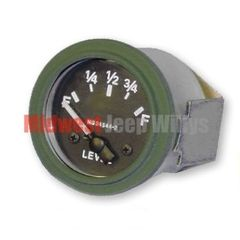 Fuel Gauge, 24 Volt for Dodge M37 Truck