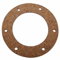 Gas Tank Sending Unit Gasket, 6 Screw Style, for 1955-1971 Willys CJ3B, CJ5, CJ6, Truck, Wagon Models