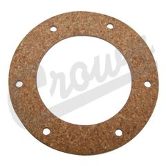 ( 635641 ) Gas Tank Sending Unit Gasket, 6 Screw Style, for 1955-1971 Willys CJ3B, CJ5, CJ6, Truck, Wagon Models by Crown Automotive
